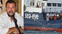 Il tribunale dei ministri archivia l'indagine su Salvini per il caso della nave Alan