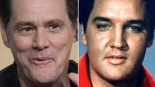 Trump Ist All Shook Up In Jim Carrey ' s Taunting Elvis-Themen-Kunst