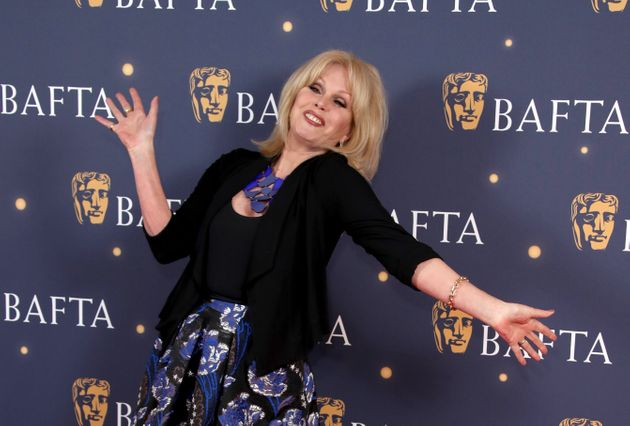 Joanna Lumley has presented the ceremony for the last two