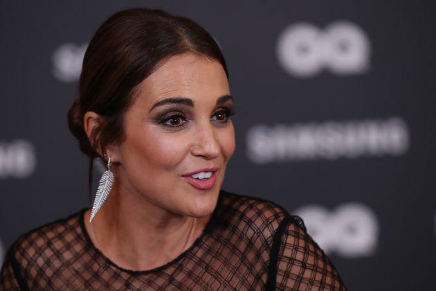 Paula Echevarría, el 21 de noviembre de 2019 en los premios GQ Hombre del