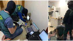 Detenido en Tenerife un presunto yihadista por compartir vídeos de