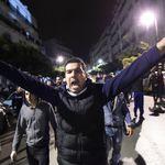 Alger: Récit d'une nuit de défiance