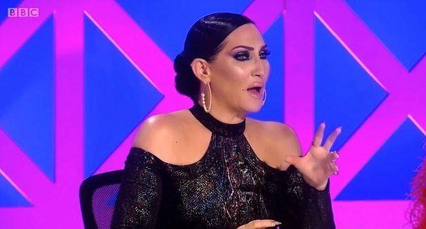 Michelle Visage and Cheryl disagreed on Drag Race