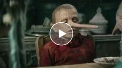 Il trailer di Pinocchio di Garrone (con Benigni) promette grandi emozioni