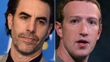 Sacha Baron Cohen Tränen In Facebook, Zuckerberg Zutiefst 24-Minütigen Rede