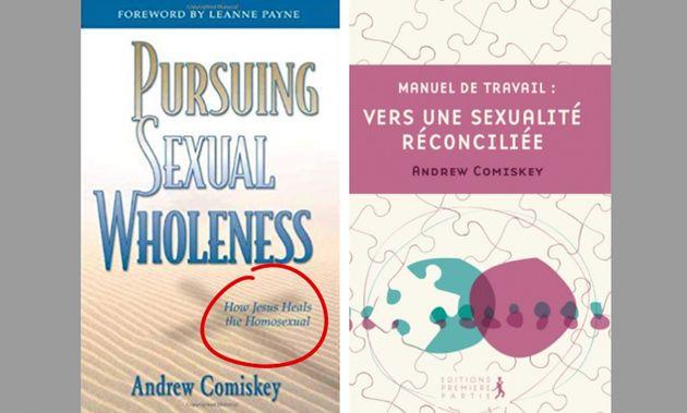 La traduction française de l'ouvrage du pasteur Comiskey n'a pas retenu le sous-titre