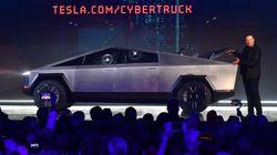 Le dévoilement du «Cybertruck» de Tesla ne s'est pas passé comme