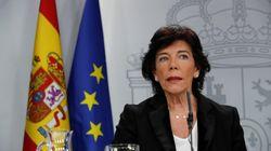 El Gobierno avisa a Vox de que le tendrá enfrente en la defensa de mujeres y