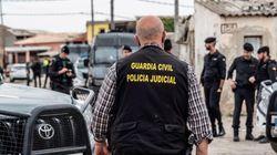Una banda de ladrones de Asturias, a la Guardia Civil: