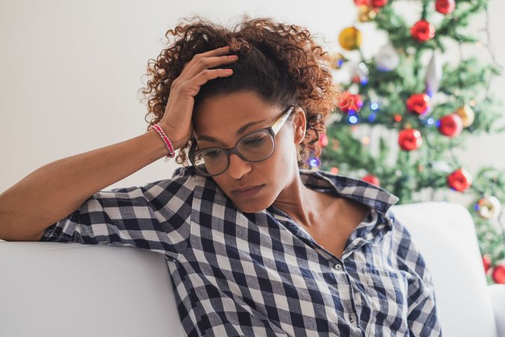 "Nine out of 10 people who are estranged from their families report the festive season to be ""challenging,"" according to a U.K. study."