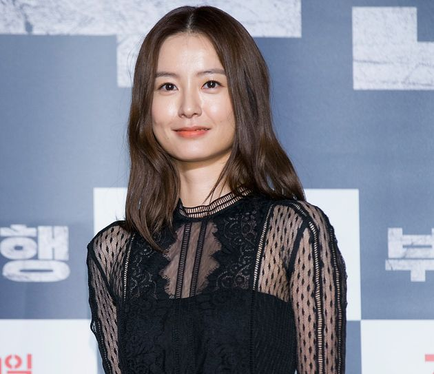 Actress Jung Yu-Mi attends the press conference for