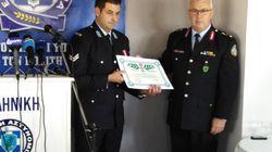 Μετάλλιο ανδραγαθίας στον αστυνομικό που συνέβαλε στη σύλληψη του Νίκου