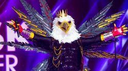 """Julien Doré serait-il l'aigle dans """"Mask Singer""""? Il répond avec"""
