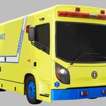 Bientôt des ambulances électriques faites au