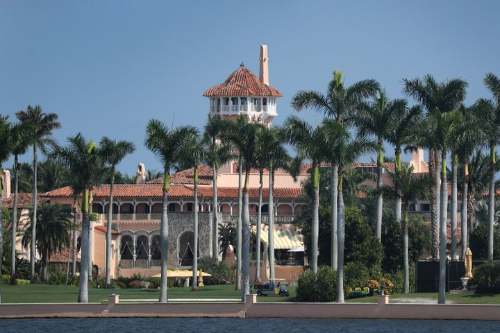 Trump's Mar-a-Lago resort is preparing for a banquet event for a far-right think tank that has long fear-mongered about Musli