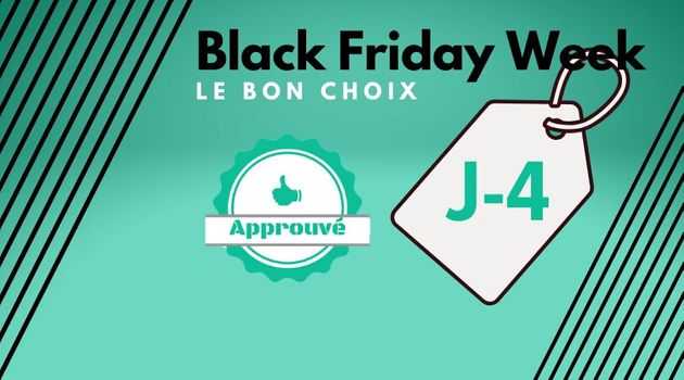 Avant le Black Friday, les meilleures promos de la Black Friday Week sur Amazon, Cdiscount, Fnac/Darty,...