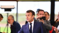 5 décembre: Macron déplore une mobilisation