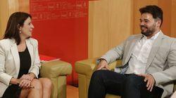 PSOE y ERC se reúnen en secreto para negociar una posible abstención en la
