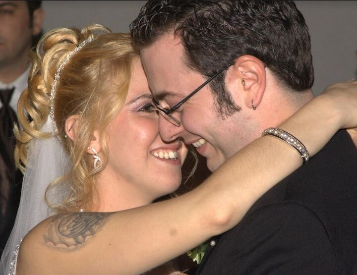 Kimberly Zapata et son mari