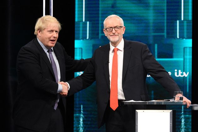 Boris Johnson e Jeremy