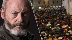 Le Sardine incassano l'endorsement di Ser Davos del Trono di