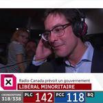 Soirée électorale: une plainte contre l'échange entre Gilles Duceppe et son fils est