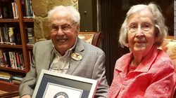 Oldest Living Couple Reveals The Secret To Marital