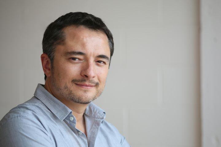 Le cinéaste Loïc Guyot