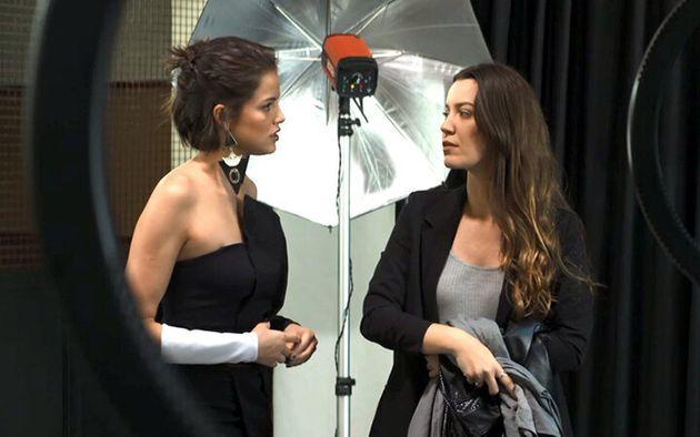 Jô e Fabiana (Agatha Moreira e Nathalia