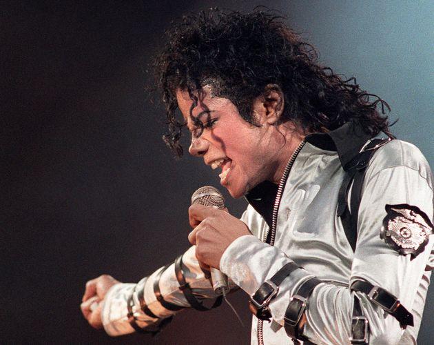 Ephraim Sykes jouera Michael Jackson dans la comédie musicale sur sa vie (michael Jackson, ici en concert...