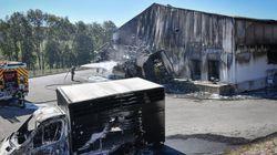 Six antispécistes arrêtés après l'incendie d'un abattoir dans l'Ain en