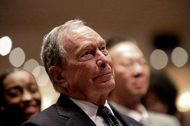 L'ancien maire de New York Michael Bloomberg est très proche d'une candidate à la présidentielle...