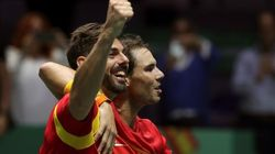 España vence a Argentina y jugará las semifinales de la Davis ante Gran