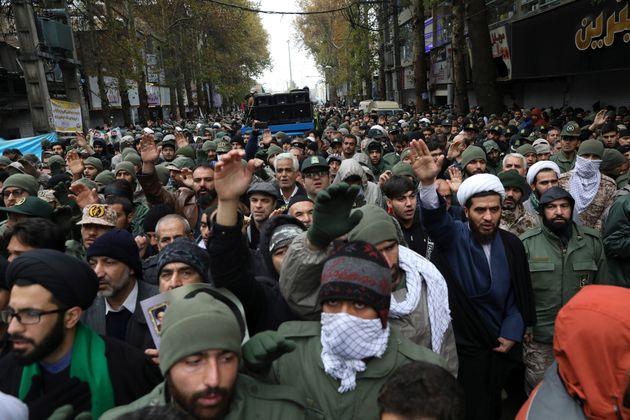 I morti nelle proteste iraniane pesano anche sulle nostre