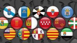 ¿En qué comunidad autónoma viven los españoles que peor caen? Esto dice un estudio