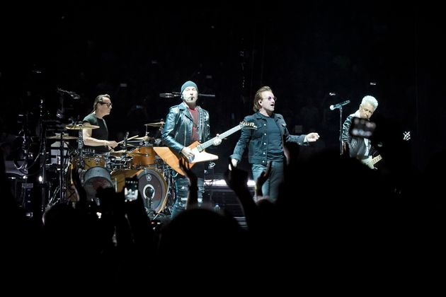 Οι συναυλίες των U2 πούλησαν τα περισσότερα εισιτήρια την τελευταία