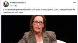 Ilaria Cucchi minacciata di morte su Facebook da sostenitore Lega: