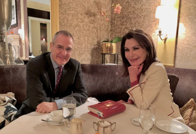 Στις ΗΠΑ η Γιάννα Αγγελοπούλου για την «Ελλάδα