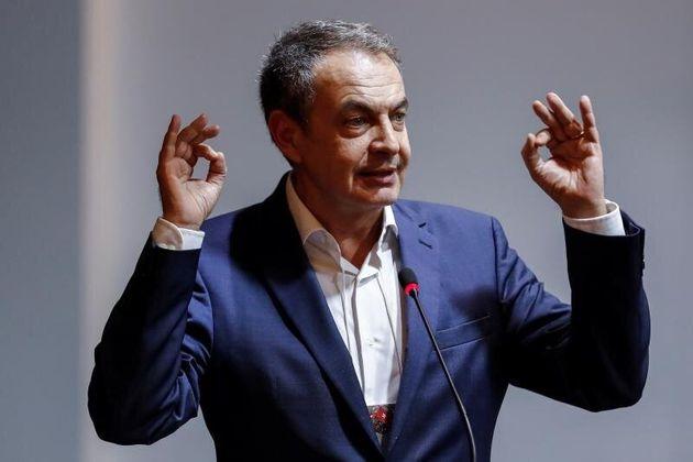 El expresidente del Gobierno español José Luis Rodríguez