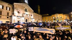 Sardine, Piazza piena a Reggio Emilia. Obiettivo 100mila a Roma il 14
