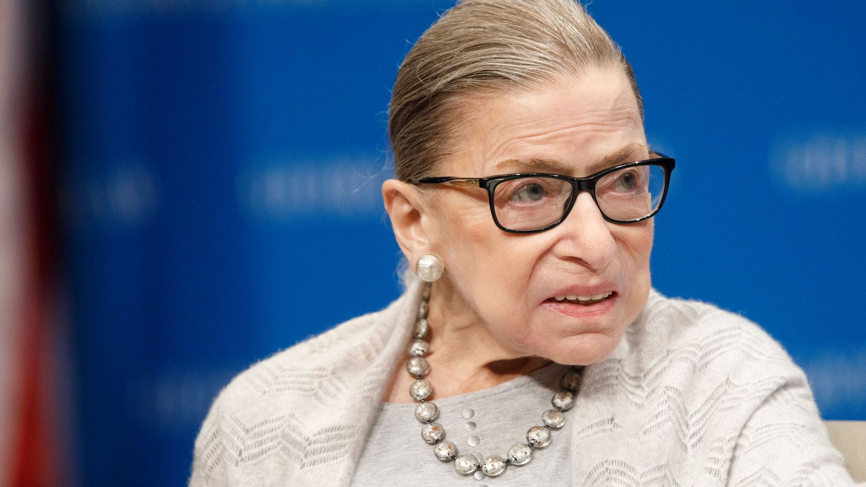 Westlake Legal Group 5dd9c9ae1f00002114def491 Ruth Bader Ginsburg Hospitalized For Fever, Chills