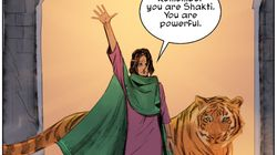 India's First Female Superhero Takes On Sex