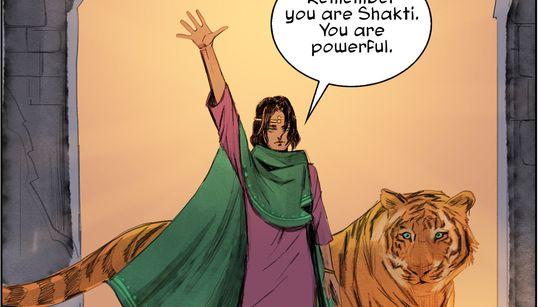 A primeira super-heroína da Índia é feminista e combate a violência sexual contra meninas e