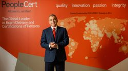 PeopleCert: Βράβευση της ελληνικής εταιρείας στα European Business Awards