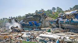 Τουλάχιστον 24 νεκροί από την συντριβή αεροσκάφους στο