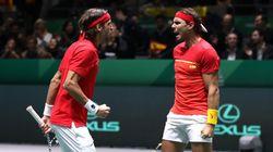 España jugará la final de la Copa Davis ante
