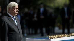 Παυλόπουλος: Τα μεγάλα τα επιτύχαμε υπό όρους ενότητας, οι διχασμοί επέφεραν