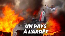 En Irak, la désobéissance civile s'amplifie après deux mois de