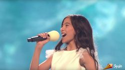 Una joven triunfa al compartir la reacción de su madre a la actuación de Melani en Eurovisión