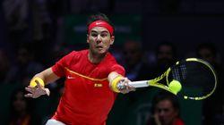 España - Canadá en directo: final de la Copa Davis, Nadal vs